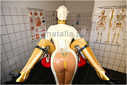 rubber-latex-doctor-doctress-nurse-matron-rubbernurse-headnurse-urologist-patient-clinic-rubberclinic-asylum-hospital-huge-silicone-fake-tits-gyno-chair