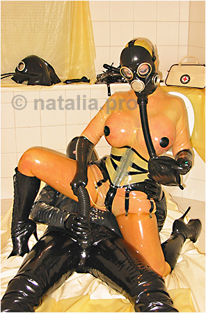 rubber-latex-doctor-doctress-nurse-matron-rubbernurse-headnurse-patient-clinic-rubberclinic-asylum-hospital-huge-silicone-fake-tits-gasmask-breath-respiration-control-reduction-catheter-urine-pissing-bondage-restraints-masturbation-wanking-corrugated-hose